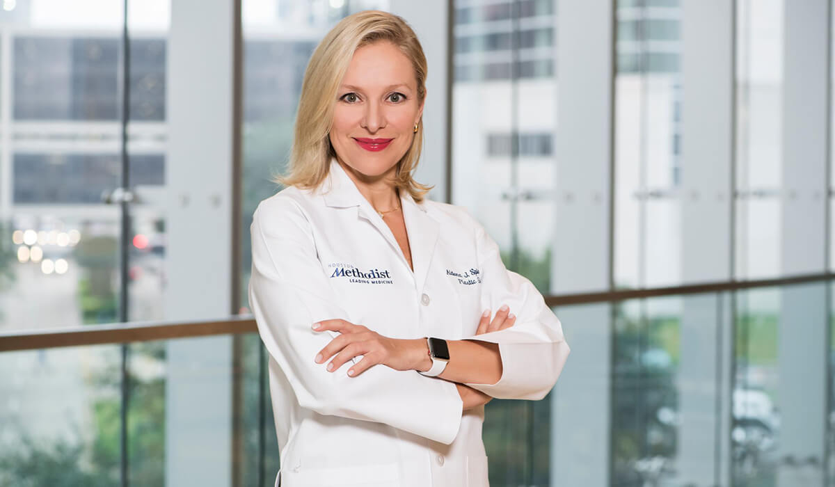 Dr. Aldona J. Spiegel, Plastic Surgeon, Houston Methodist Hospital