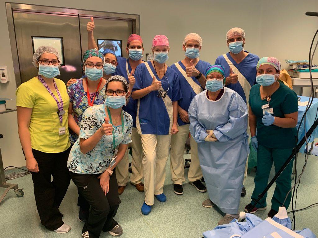 Dr. Spiegel, DIEP Surgery, Puerto Varas, Chile